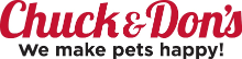 Chuck & Don's Pet Food Outlet logo
