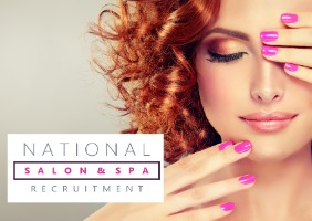 National Salon & Spa Recruitment logo