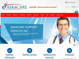 ASK4CARE logo
