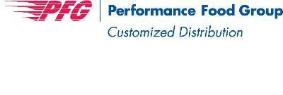 Performance Food Group Customized Distribution
