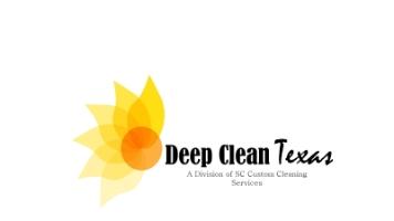 Deep Clean Texas logo