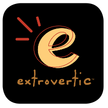 Extrovertic logo
