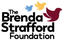 Logo The Brenda Strafford Foundation