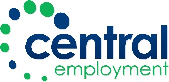 Central Employment Agency logo