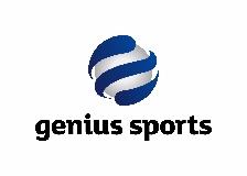 logotipo de la empresa Genius Sports