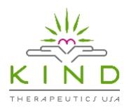 Kind Therapeutics USA logo