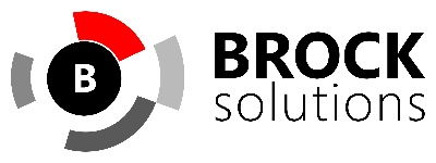 Brock Solutions logo