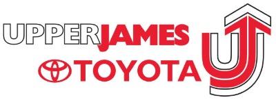 Upper James Toyota logo