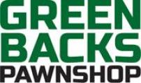 Logo Greenbacks Pawnshop