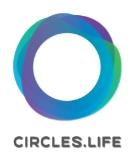 Circles.Life標誌