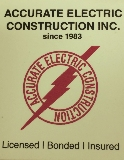 Accurate Electric Construction Inc.