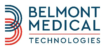 Belmont Medical Technologies logo