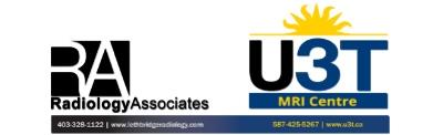 Radiology Associates / U3T MRI Centre logo