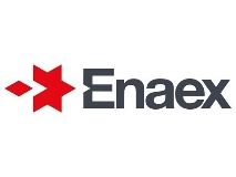 logotipo de la empresa Enaex