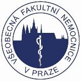 Všeobecná fakultní nemocnice Praha logo