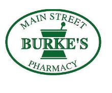 Burke's Pharmacy logo