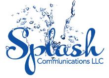 Splash Communications logo