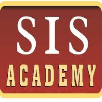 SIS ACADEMY logo