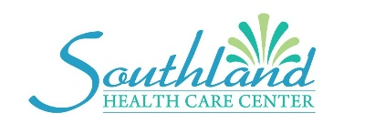 SOUTHLAND HEALTH CARE CENTER
