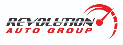 Revolution Auto Group logo