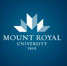 Logo Mount Royal University