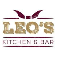 Leo's Kitchen & Bar-Logo