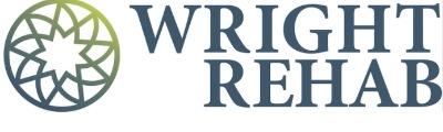 Wright Rehab logo