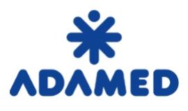 Logo firmy ADAMED