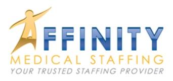 Affinity Medical Staffing