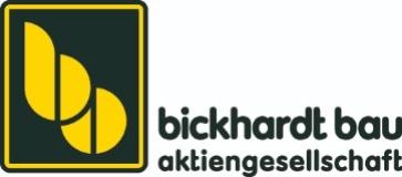 Unternehmensprofil von Bickhardt Bau AG aufrufen