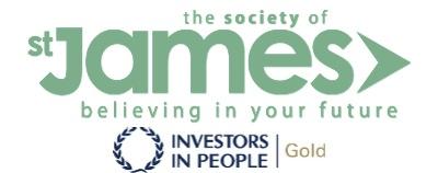 Society of St James logo