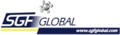 logotipo de la empresa SGF Global