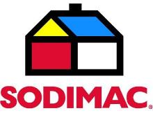 logotipo de la empresa Sodimac