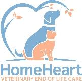 HomeHeart Vets logo