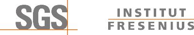 SGS INSTITUT FRESENIUS GmbH-Logo