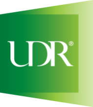 Image result for udr Inc logo