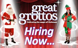 Great Grottos Ltd. logo