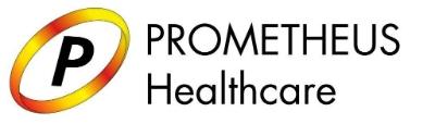 Prometheus Healthcare logo