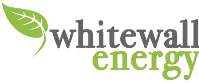 logotipo de la empresa Whitewall Energy