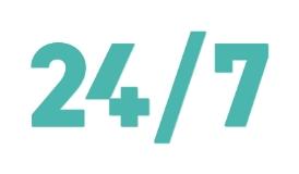 24/7 Expertise en soins de santé logo
