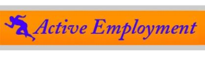 Active Employment logo