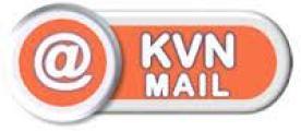 KVN MAIL logo
