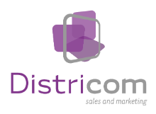 Logo DISTRICOM SALES & MARKETING