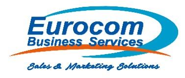 Logo Eurocom Business Services