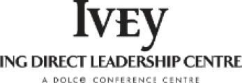 Ivey ING Direct Leadership Centre