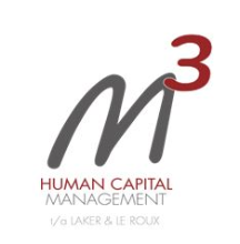 M3 Human Capital Management logo