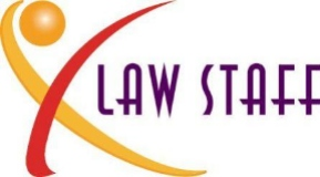 Law Staff logo