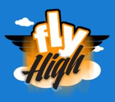 Fly High Indoor Trampoline Park logo