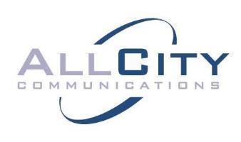 All City Communications logo