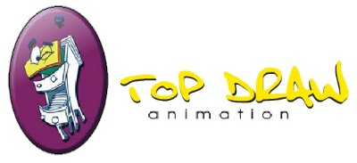 Top Draw Animation logo